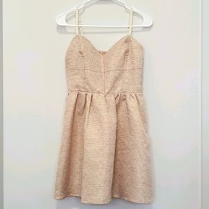 Aritzia - Talula - Bustier Fit and Flare Dress